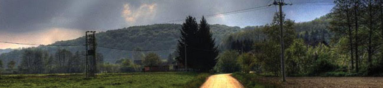 Lake Route - Ravenska Kapela