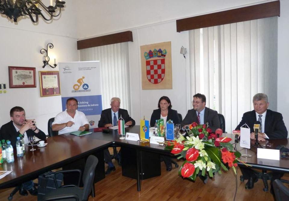 Konferencija za novinare povodom potpisivanja Ugovora o subvenciji