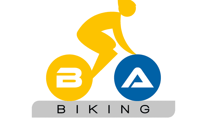 BA Biking Logotip